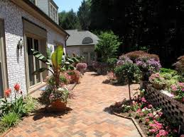 backyard paver designs. Backyard Paver Designs Brick Patios Hgtv Style