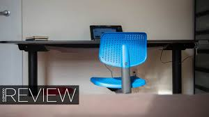 standing desks are not or at least the extremely handy motorized ones aren t that s why everyone including this desk agnostic blogger freaked out