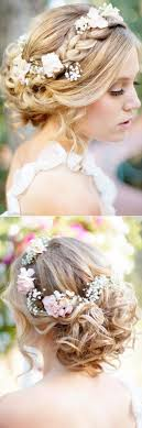 Fabulous Low Updo Wedding Hairstyles For Every Bride Updo Floral And Wedding