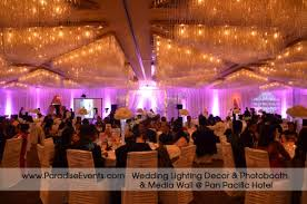Gobo Lighting Rental Vancouver Paradise Events  Decor Vancouver Gobo Projector Rental Vancouver