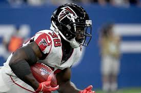 Falcons Running Back Depth Chart Rb Kenjon Barner Out For Week 4 Brian Hill Qadree Ollison