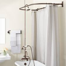 porcelain shower head oil rubbed bronze