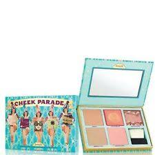 hot benefit cosmetics cheek parade hooler bronzer brand eye shadow palette