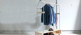Wood Coat Rack Diy Wooden Clothes Rack Wooden Coat Rack By Punt Wooden Clothes Rack Diy 56