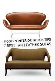 Best leather sofa Sleeper Sofa Modern Interior Design Tips Best Tan Leather Sofas Inspirations And Ideas Salsakrakowinfo Modern Interior Design Tips Best Tan Leather Sofas Inspirations