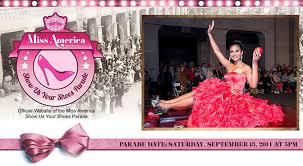 Miss America Parade Seating Chart Miss America Show Us Your Shoes Parade Bravura Magazine
