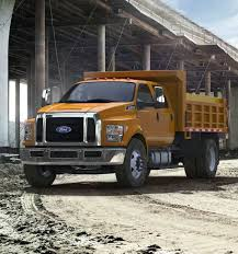 2018 ford dump truck.  2018 f750 crew cab with aftermarket dump body and 2018 ford truck