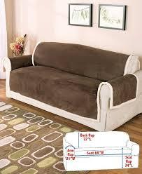 cover furniture. microsuede u0026 sherpa furniture covers cover t