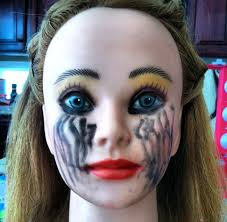 once c j started doing my makeup he begged to do it every night with little regard for my skin s rebellion my acne is due in large part to my