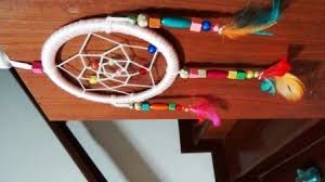 Make Your Own Dream Catchers How to make your own dream catcher cute Valentine's Day craft 92