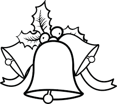 Free Printable Christmas Bell Coloring Pages Bells Page