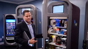 Vengo Vending Machine Classy LI Companies Enter Brave New World Of Smart Vending Machines Newsday