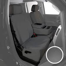 maxprotect performance ballistic canvas seat covers