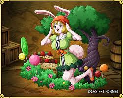 Carrot – <b>Cute Rabbit</b> in the Forest of Sweets | ONE PIECE ...