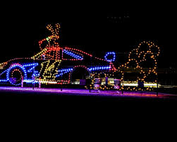 New Hampshire Speedway Holiday Lights Drive Through Millions Of Lights At The Motor Speedway In