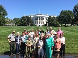 summer in the white house kitchen garden