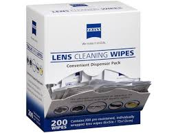 <b>Zeiss Pre</b>-<b>Moistened Lens</b> Cleaning Wipes (200 ct.) - Newegg.com