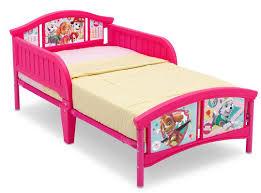 delta paw patrol toddler bed pink loading zoom
