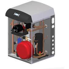 warmflow ground source heat pump gs 3 10kw