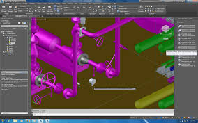 Autocad Piping Design Autocad Plant 3d 2018 Simplified Design From Design