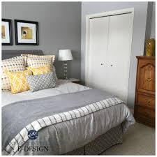 Light Grey Walls Beige Carpet Sherwin Williams Big Chill And Ellie Gray Feature Wall Best