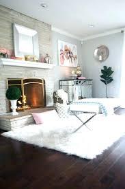 faux fur living room rugs lovely fake sheepskin rug ideas awesome fake sheepskin rug for fake