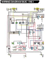 vw bus wiring diagram wiring diagram and schematic design vw tech article 1970 wiring diagram