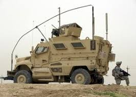 No pitchforks, please: Wright Co gets MRAP to defend nuclear ...