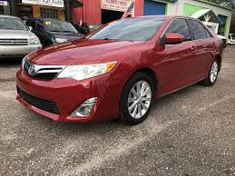 Toyota Camry for sale in Tampa, FL 33614