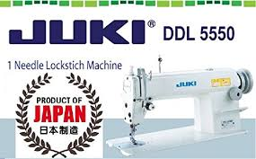 Juki Industrial Sewing Machine Ddl5550
