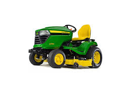 2018 john deere x584 lawn tractor with 54 in deck