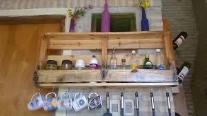 diy pallet kitchen shelf diy pallet kitchen shelf