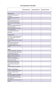 Elder Care Home Safety Checklist Daily Legal Planning