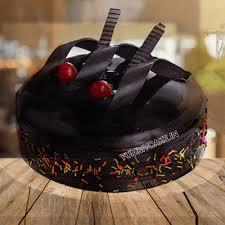 Rich Chocolate Truffle Cake Online Best Design Yummycake