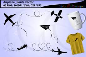 Download 40,340 airplane free vectors. 1 Airplane Travel Svg Designs Graphics