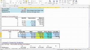 lease vs buy calculator excel lease versus buy analysis excel awesome example lease calculator