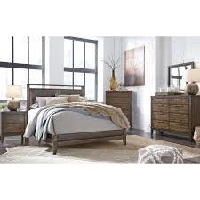 Signature Design by Ashley Zilmar Queen Bedroom Group - Item Number: B548 Q  Bedroom Group