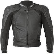 rst blade 2 leather jacket black thumb 0