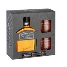 gentleman jack rare tennessee whiskey gift set