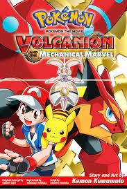 Pokémon the Movie: Volcanion and the Mechanical Marvel eBook by Ryo  Takamisaki