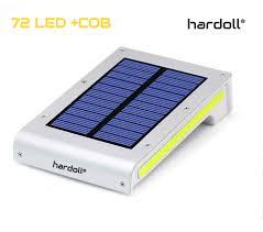Hardoll <b>72 LED</b> + COB <b>Solar</b> Motion Sensor waterproof outdoor ...