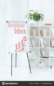 Chart Shelves Whiteboard Business Idea Chart Wooden Shelves Folders Office