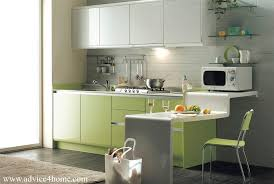 Grey And Green Kitchen Kitchen With Green Cabinets
