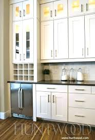 wall units with glass doors incredible images about kitchen remodel on coastal kitchens intended for tall