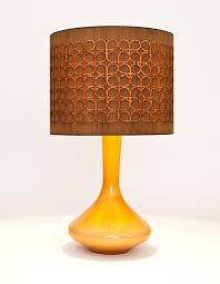 rachel makes lampshades from wood
