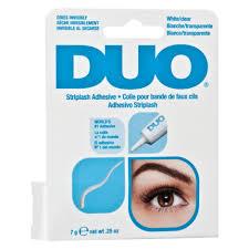 best eyelash glue. duo - false lash adhesive best eyelash glue l
