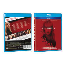 Red Sparrow (Blu-ray) - Poh Kim Video
