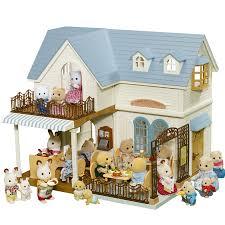 Sylvanian Families Bedroom Furniture Set Sylvanian Families Courtyard Restaurant Kids Pinterest Toys