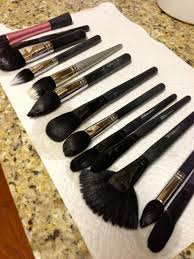 how to clean your makeup brushes like a pro annemariemitc