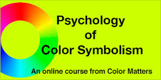 Psychology of Color Symbolism - an online course from Color Matters